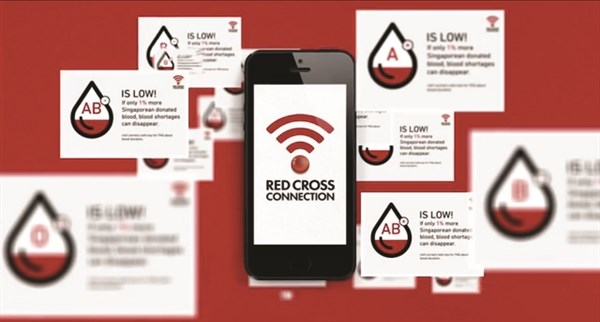 #Red Cross Connection