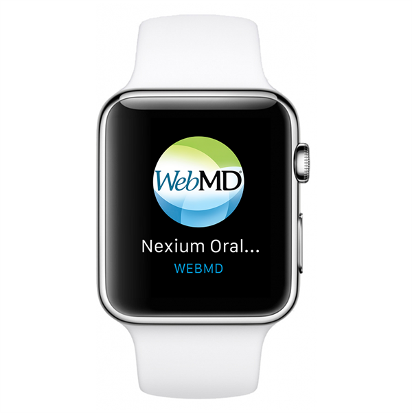 WebMD's Apple Watch medication adherence app