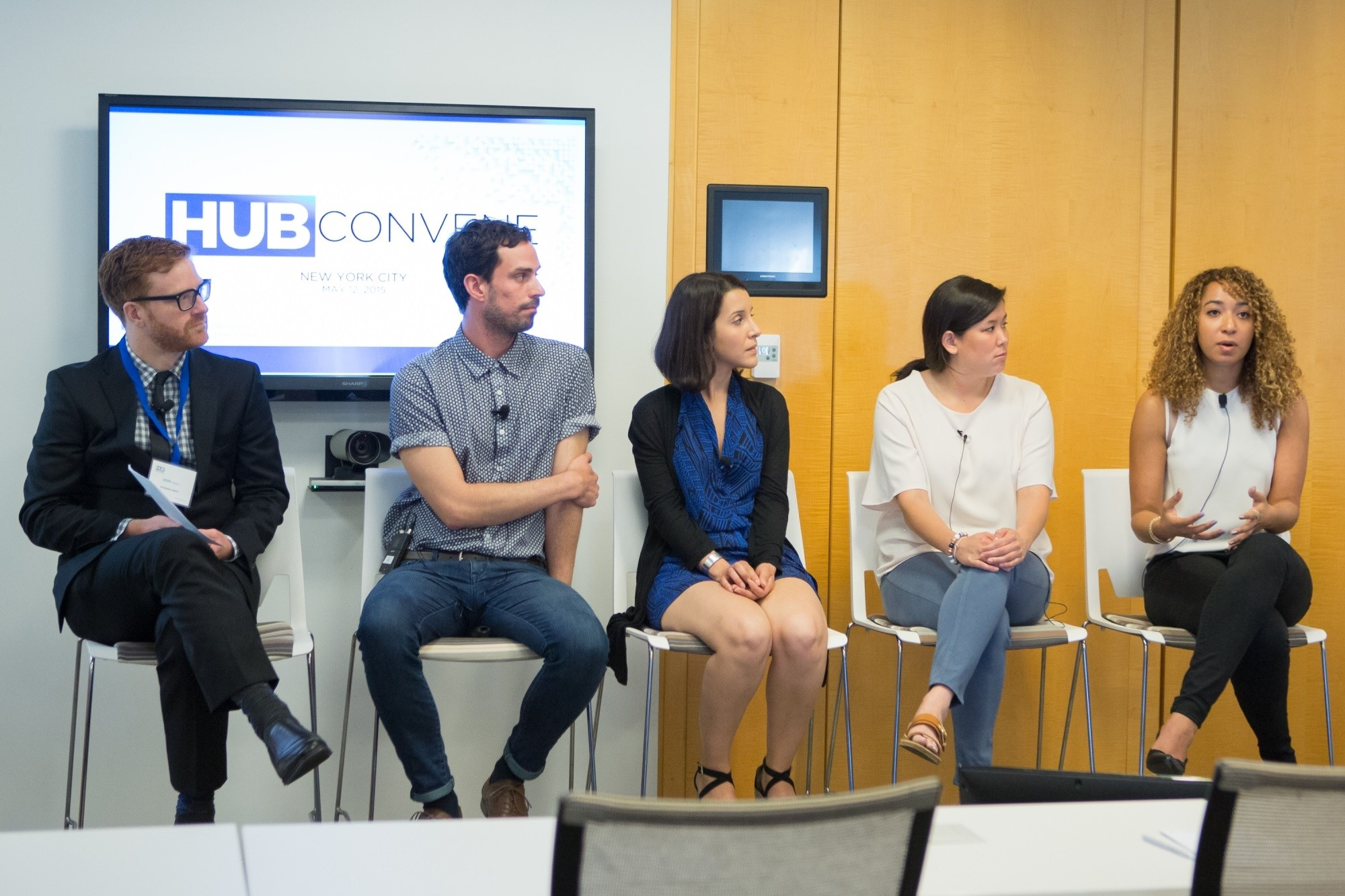 Panelists at the Hub Convene conference say successful social media efforts are backed by a strong strategy and purpose.