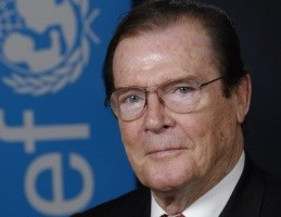 A Q&A with Sir Roger Moore, 2015 Young Lions Health Award judge
