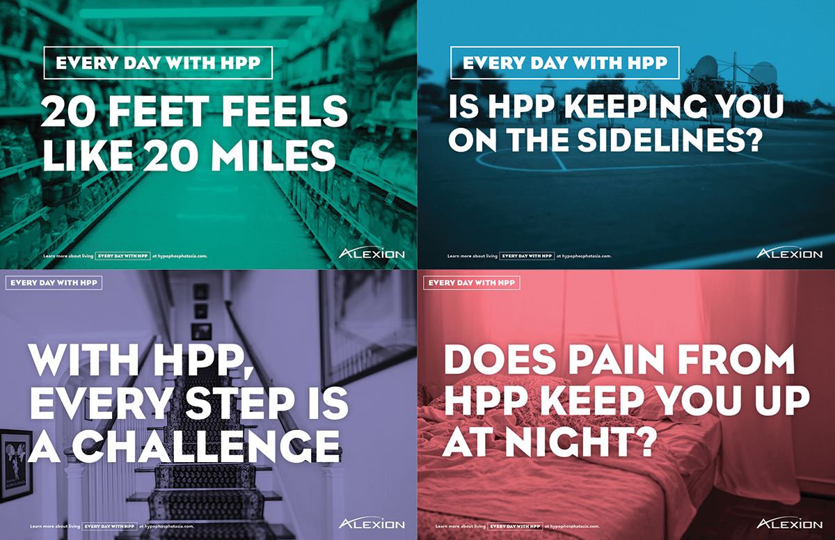 Cambridge BioMarketing's launch of Alexion's Every Day with HPP shows orphan prowess