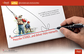 What a catch! Giant's insightful and playful creative team landed this Astellas product