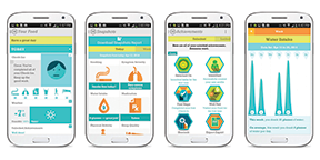 Volari, a series of patient apps for Novartis