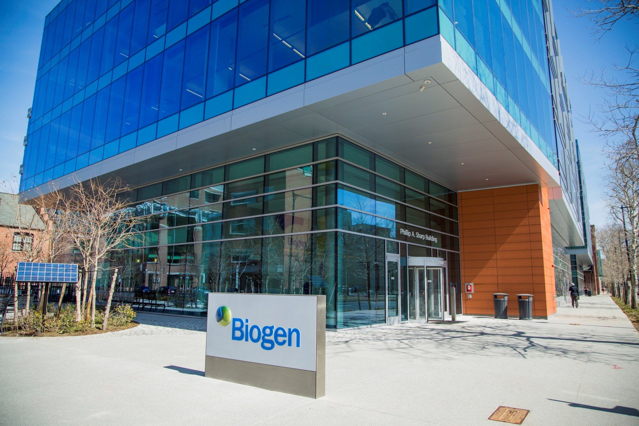 Biogen forms collaboration to develop treatments for eye diseases.