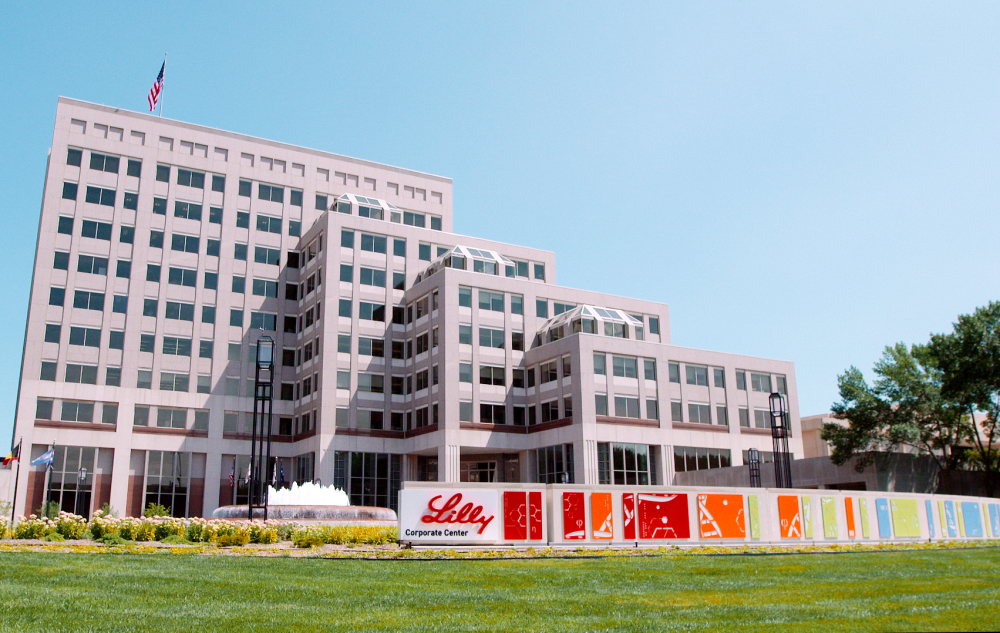 Eli Lilly's diabetes drugs drive sales