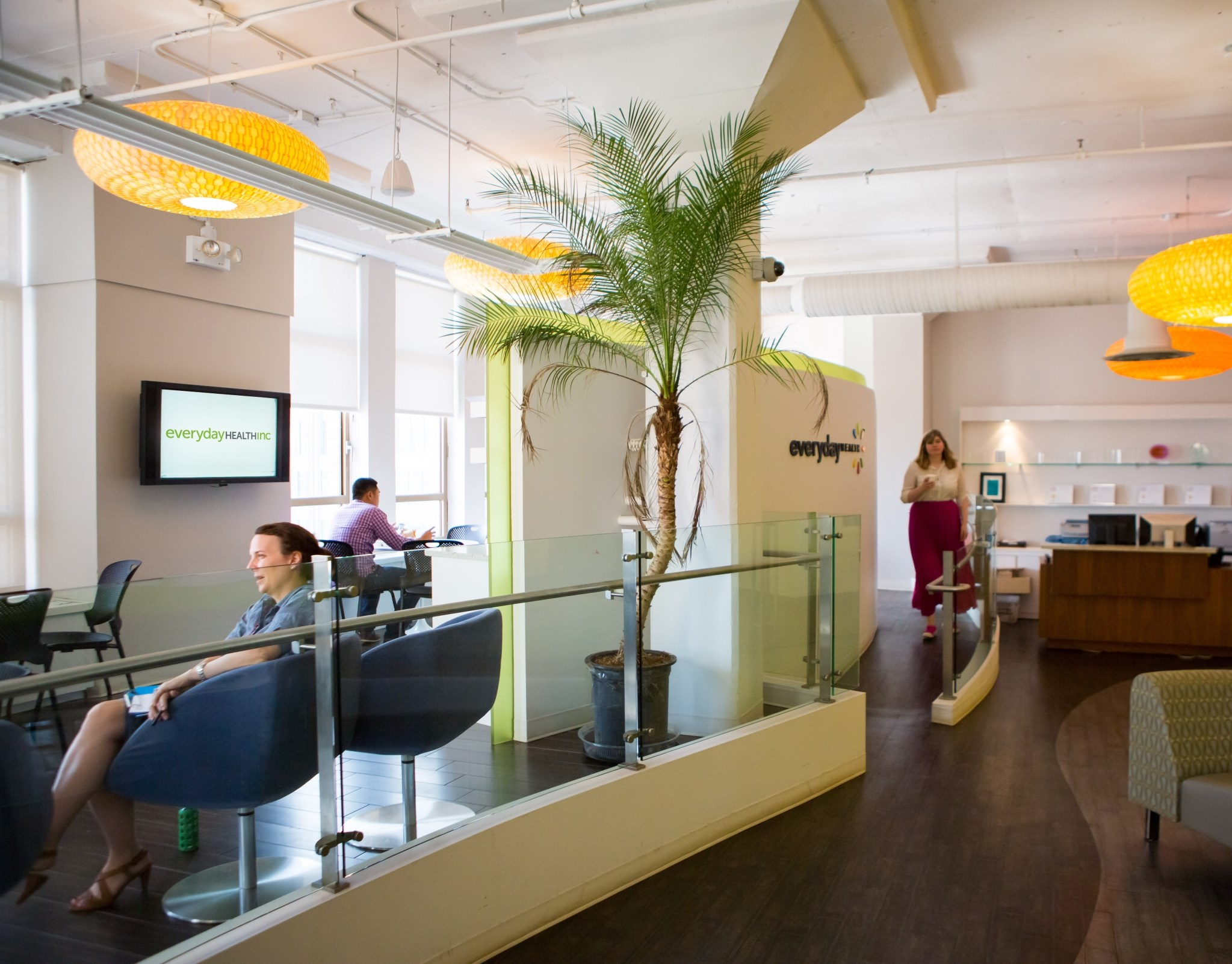 Everyday Health expects growth from consolidated offerings and specialty brands