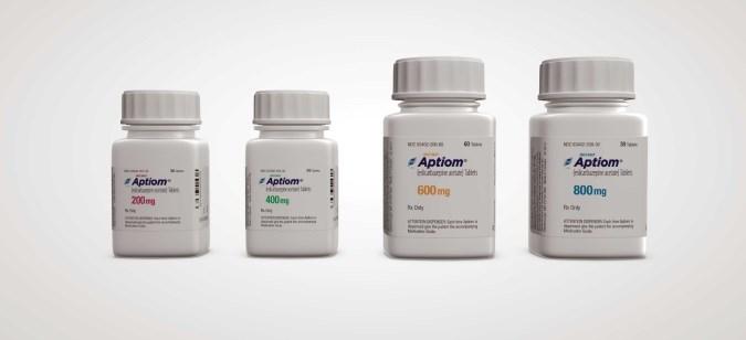Sunovion prepares for FDA decision on Aptiom
