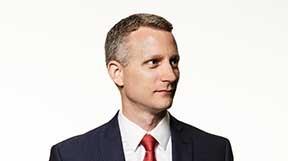Joe Rappon, Global program head, research and development, Alcon/Photograph by Christopher Martin