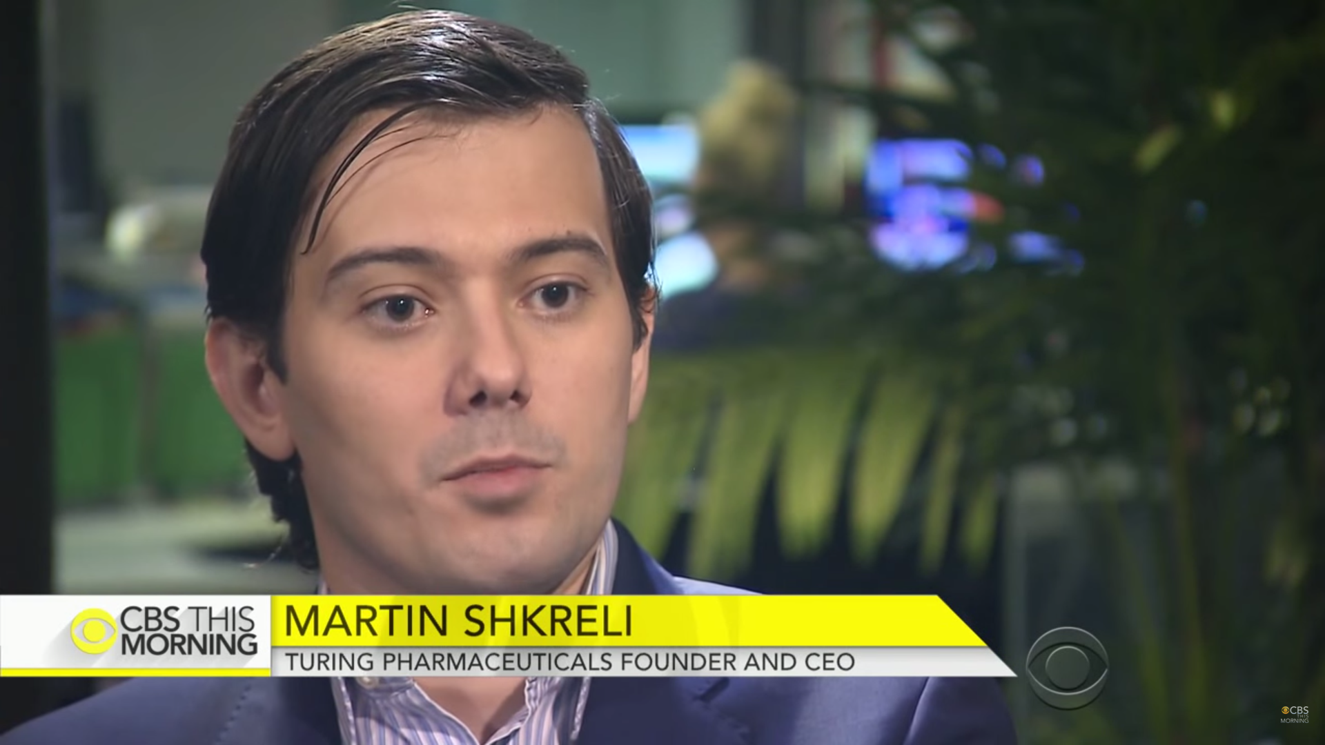DCI Group aids Turing amid drug price, Shkreli controversies