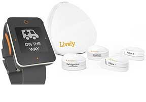 Lively 24-7 Medical Alert System
