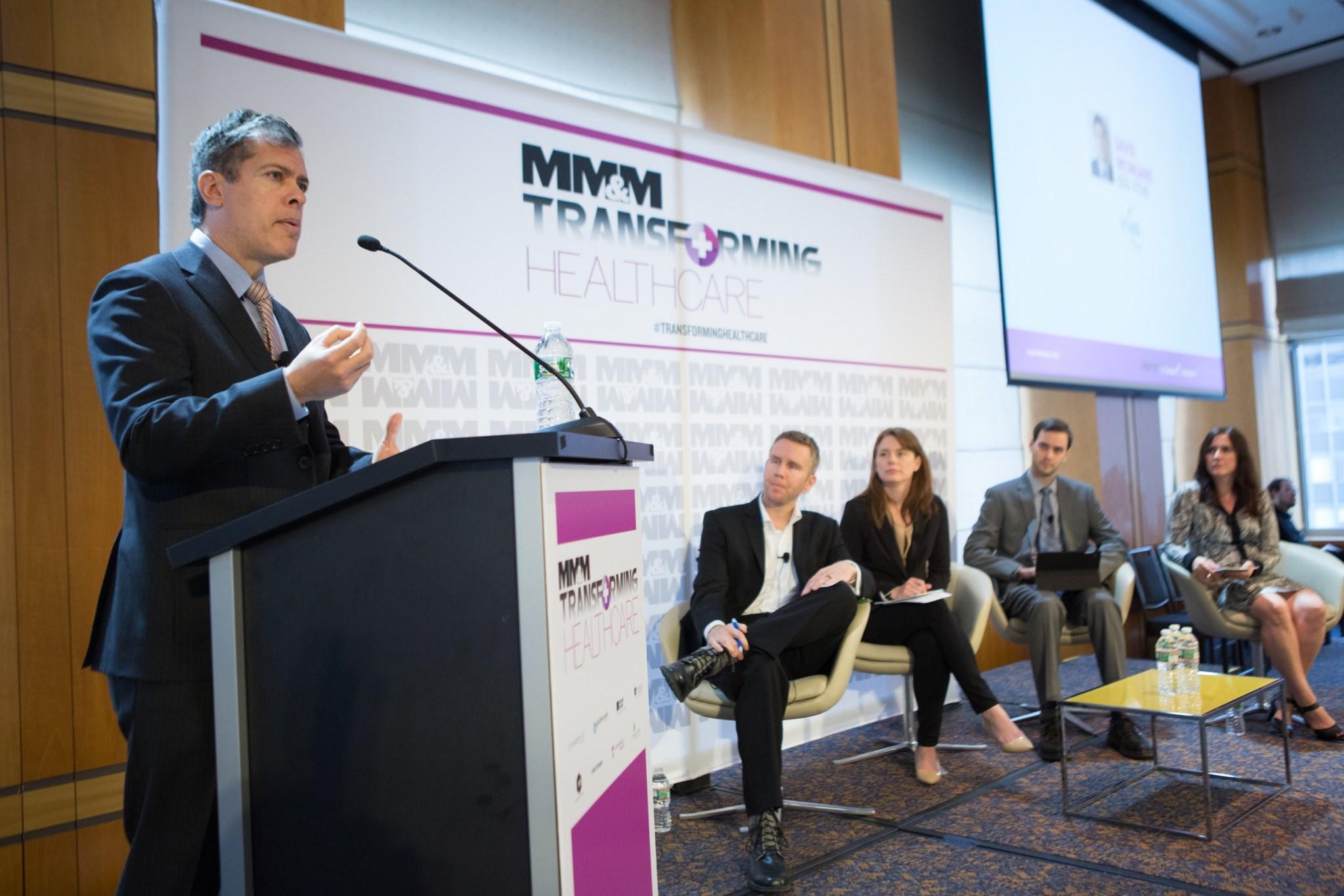 Calling all health-tech startups: MM&M launches 2016 Shark Tank