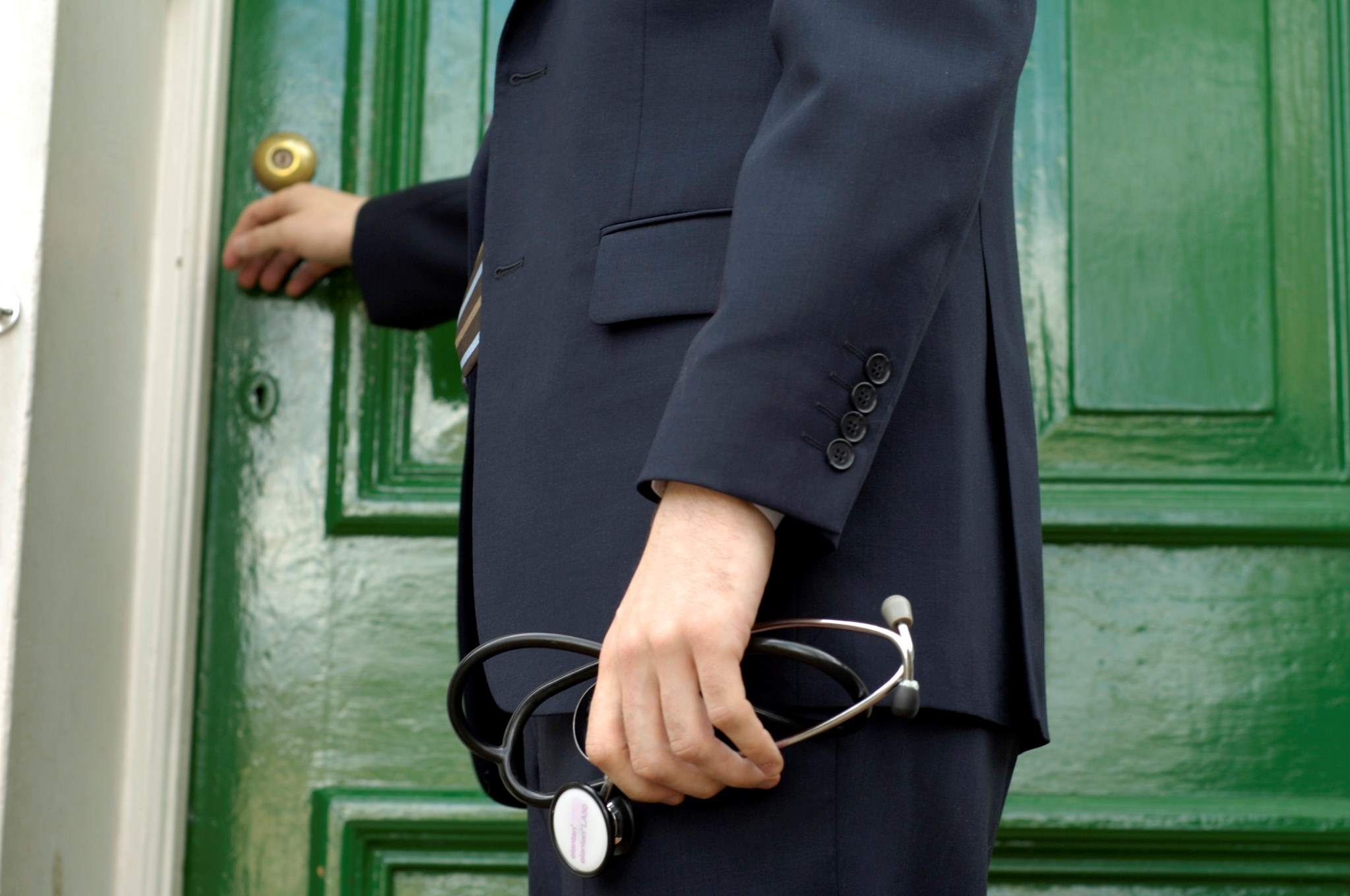 The truth about a doctor's day: know-it-all patients and no time for lunch