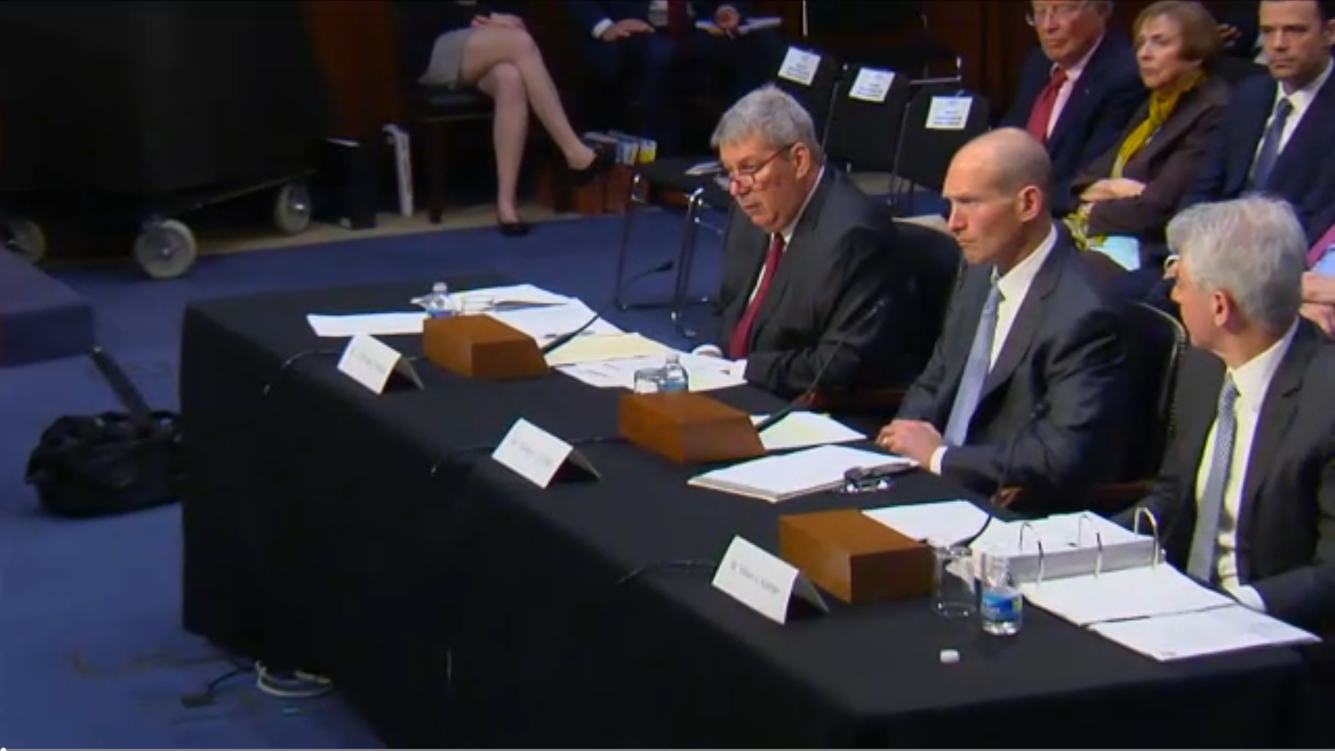 Senate committee condemns Valeant's business model