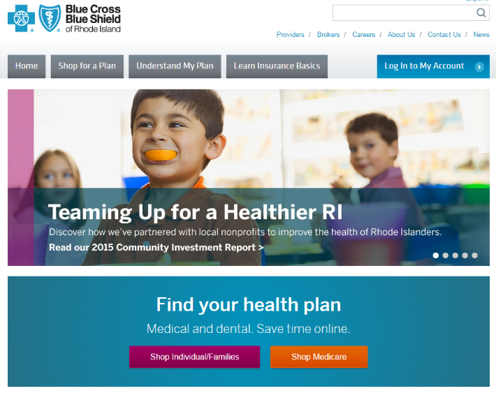 Blue Cross Blue Shield RI on introducing email segmentation