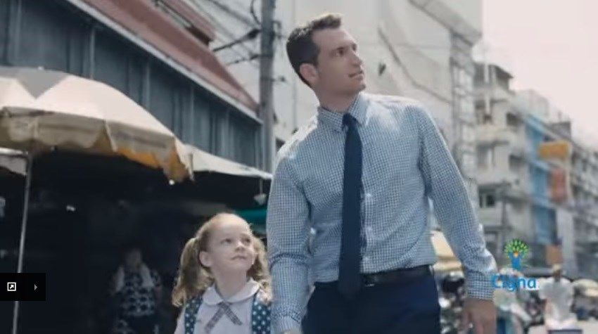 Cigna's first global brand campaign targets expats