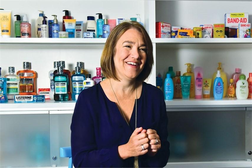 Johnson & Johnson's Alison Lewis on building memorable brands