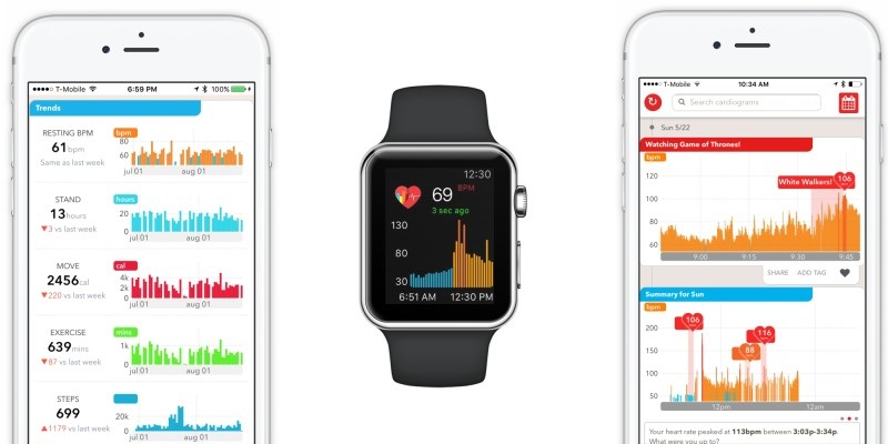 Q&A: Cardiogram's Ballinger on using the Apple Watch to track heart rate
