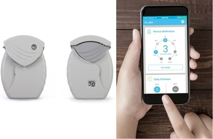 GSK and Propeller Health's smart inhaler aims to improve adherence in clinical trials