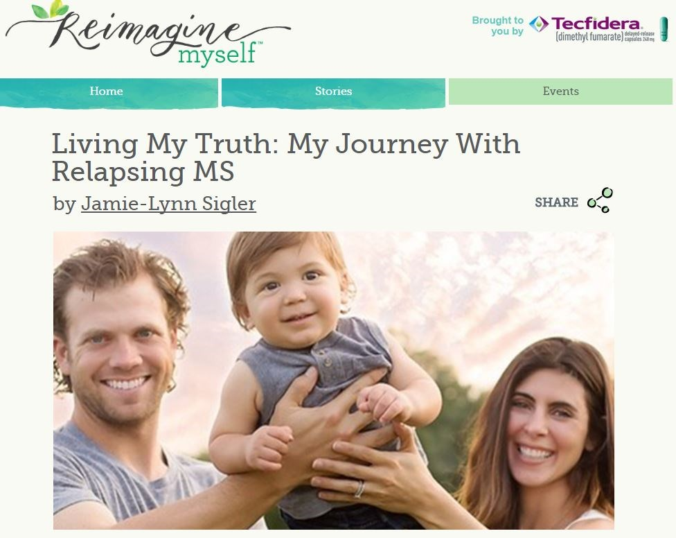 Biogen recruits Jamie-Lynn Sigler for Tecfidera campaign