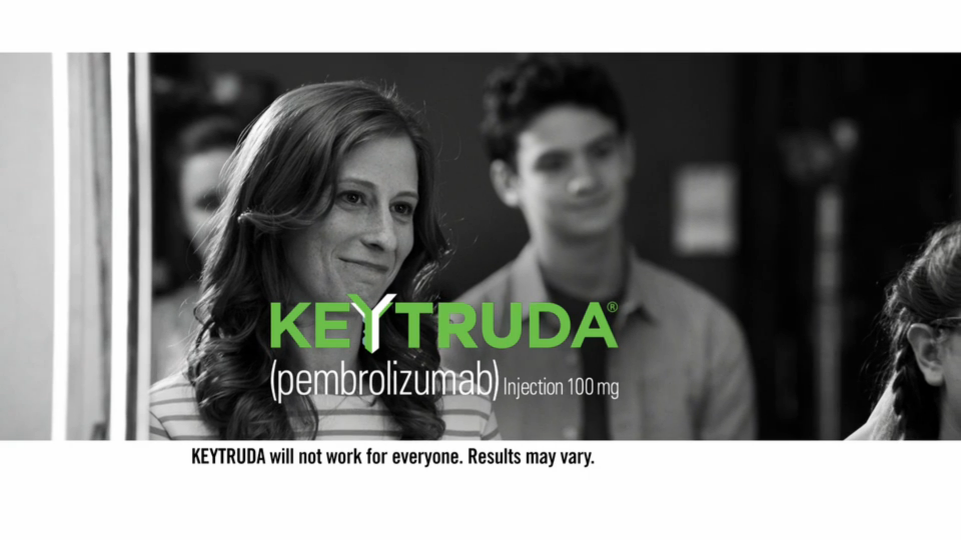 Merck's DTC ad for Keytruda hints at more cancer brands turning to TV