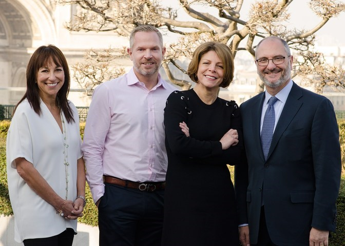 Publicis Health formalizes new name, promotes 3 execs