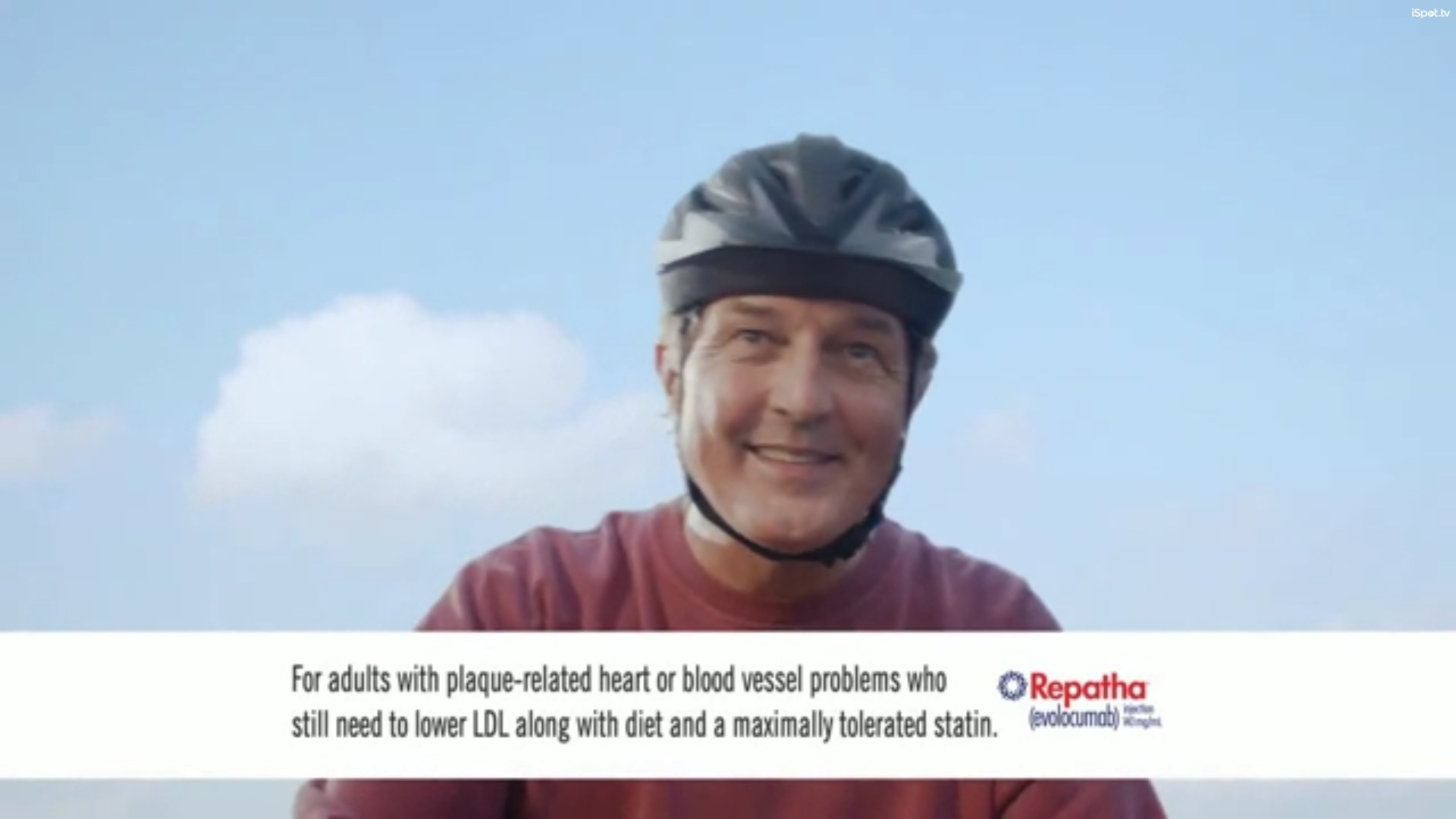 Amgen launches new Repatha DTC ad