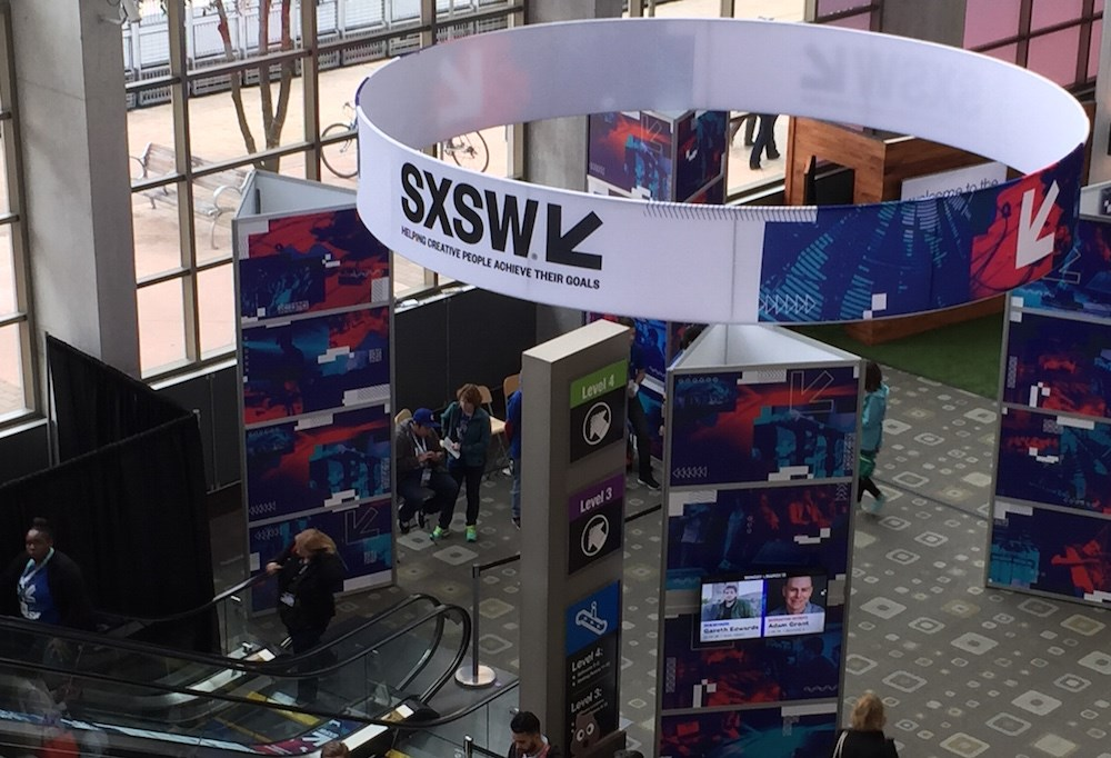Saturday at SXSW: Hooray for health