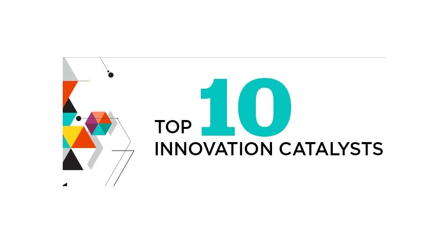 Top 10 Innovation Catalysts of 2017