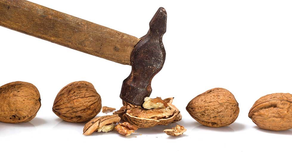 5 of healthcare's hardest nuts to crack