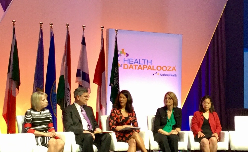 Day 2 at Health Datapalooza