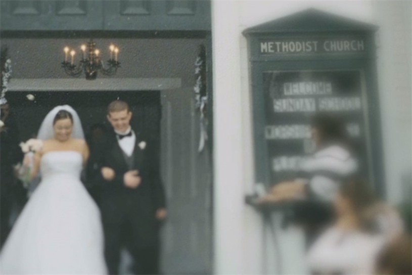 15 years later, a blind man sees his wedding, thanks to VR