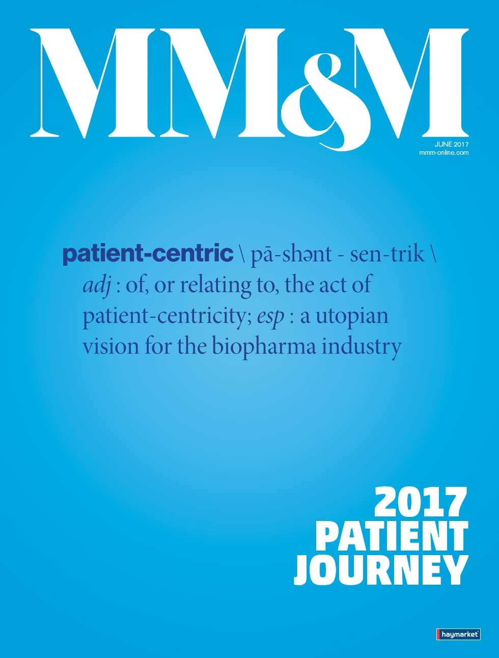 Read the complete Patient Journey 2017 digital edition