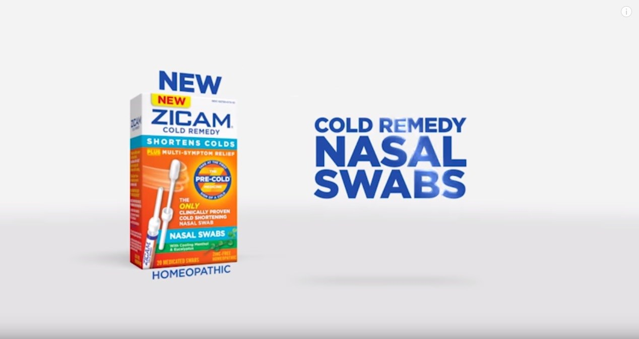How Zicam made the most of TV's cold season