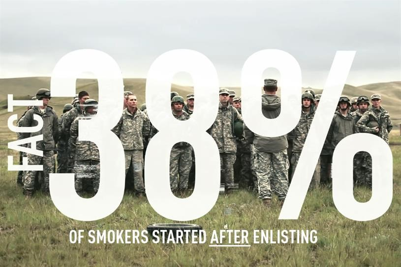 Truth Initiative asks whether Big Tobacco is exploiting veterans and the mentally ill