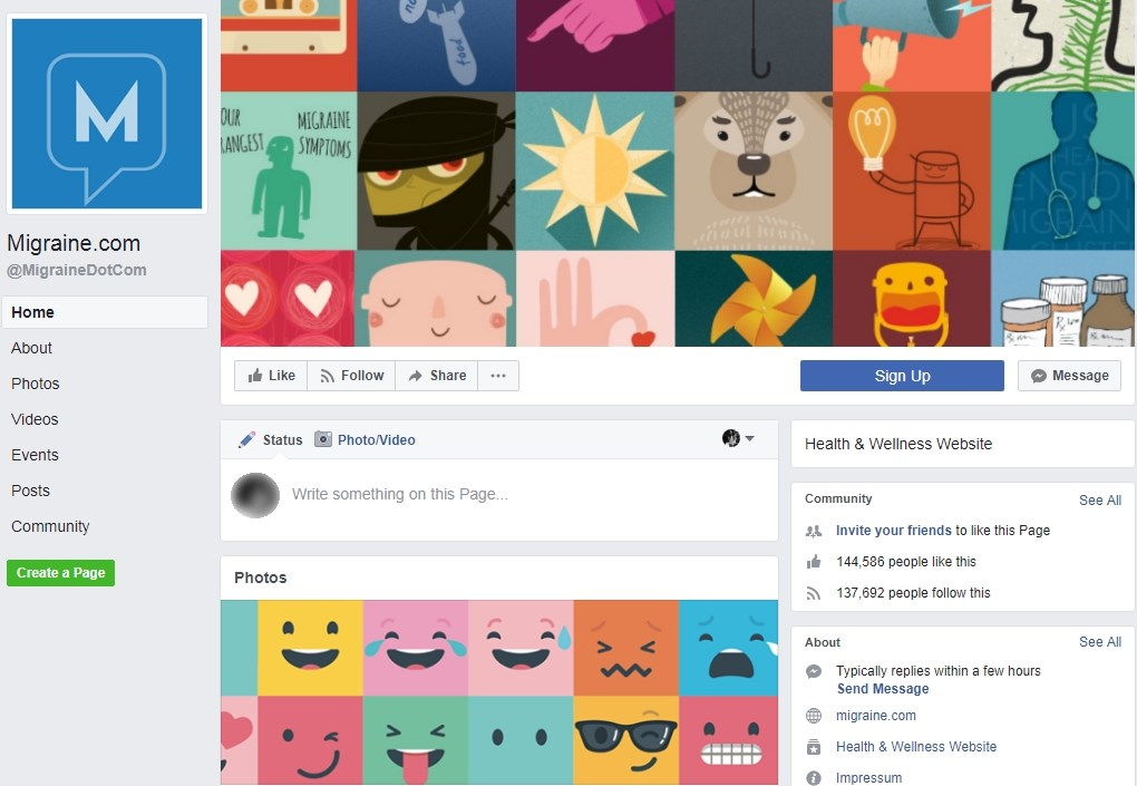 Online patient communities consider the platform: Facebook, or somewhere more private?