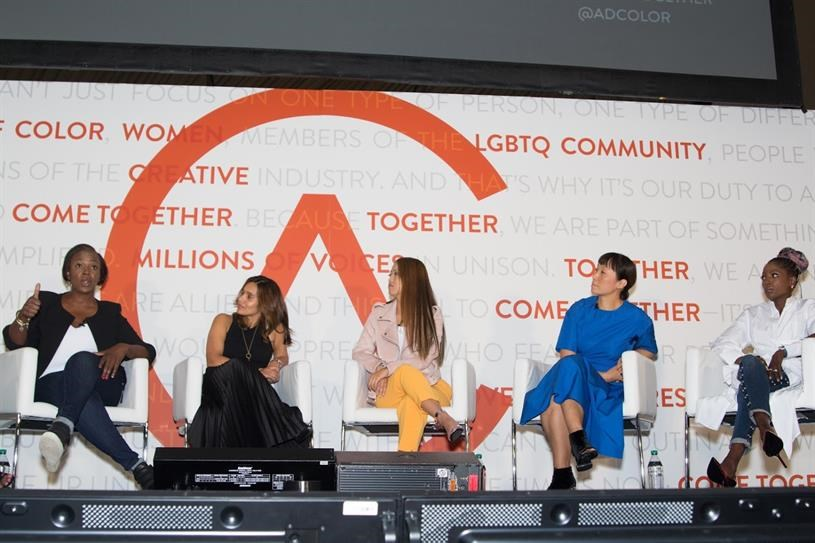 At ADCOLOR, 'Five Woke Women' challenge perceptions of identity in the workplace