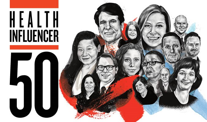 MM&M and PRWeek unveil the 2017 Health Influencer 50