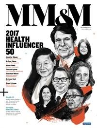 November 2017 Issue of MMM