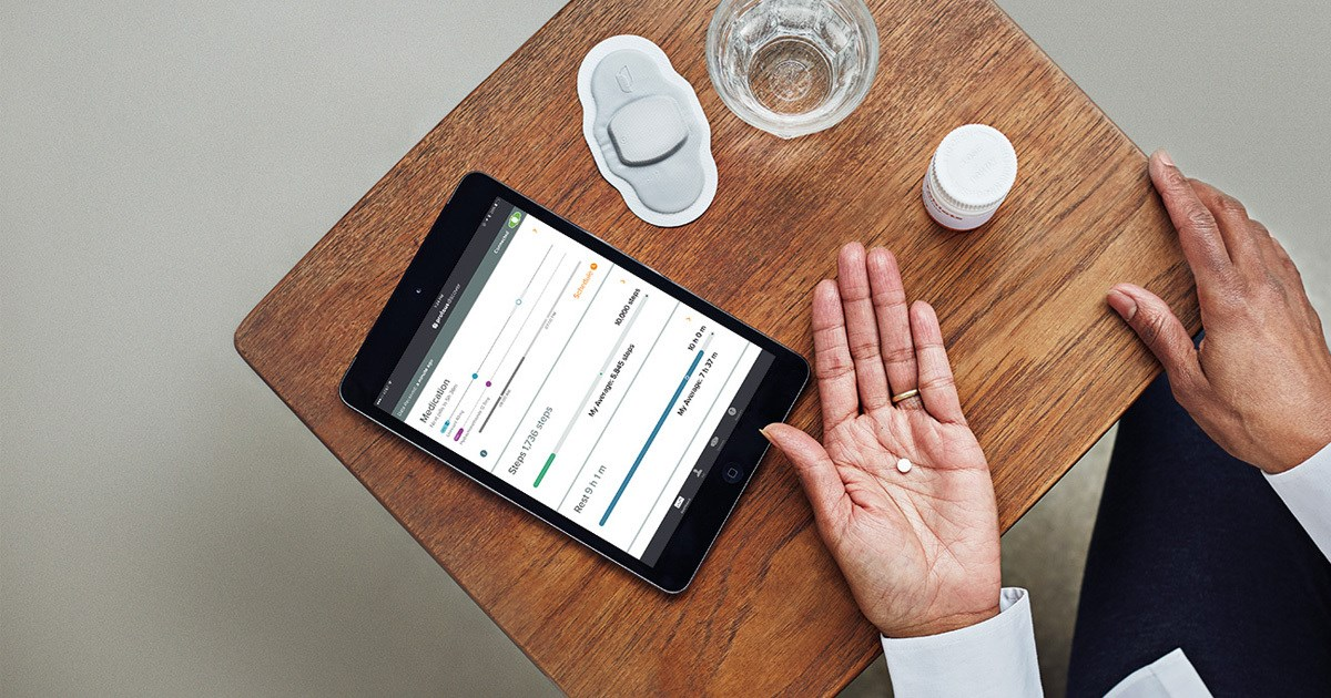 First 'Digital Drug' Faces a Second Litmus Test: Improving Adherence