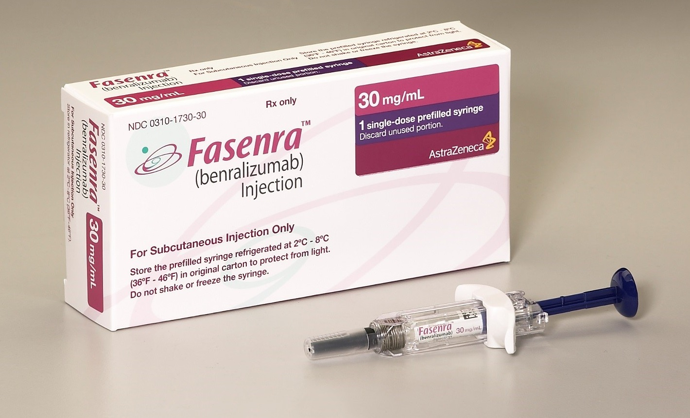 AstraZeneca Asthma Drug Fasenra Receives FDA Approval