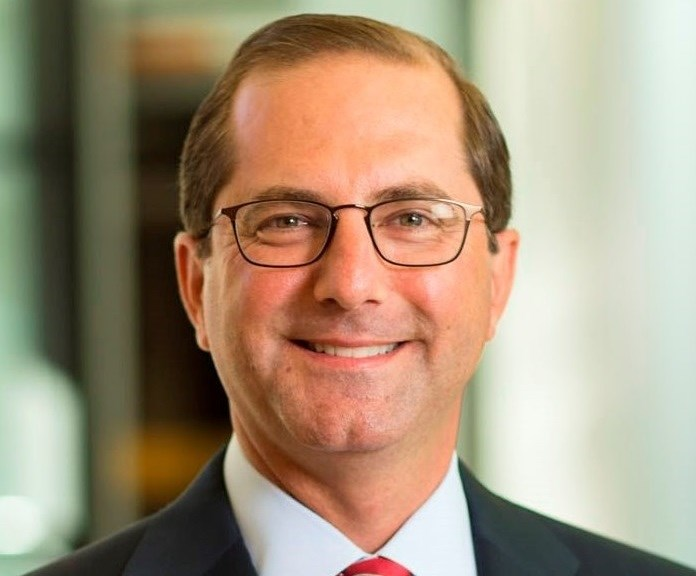HHS nominee Alex Azar: Medicare Part B should negotiate drug prices