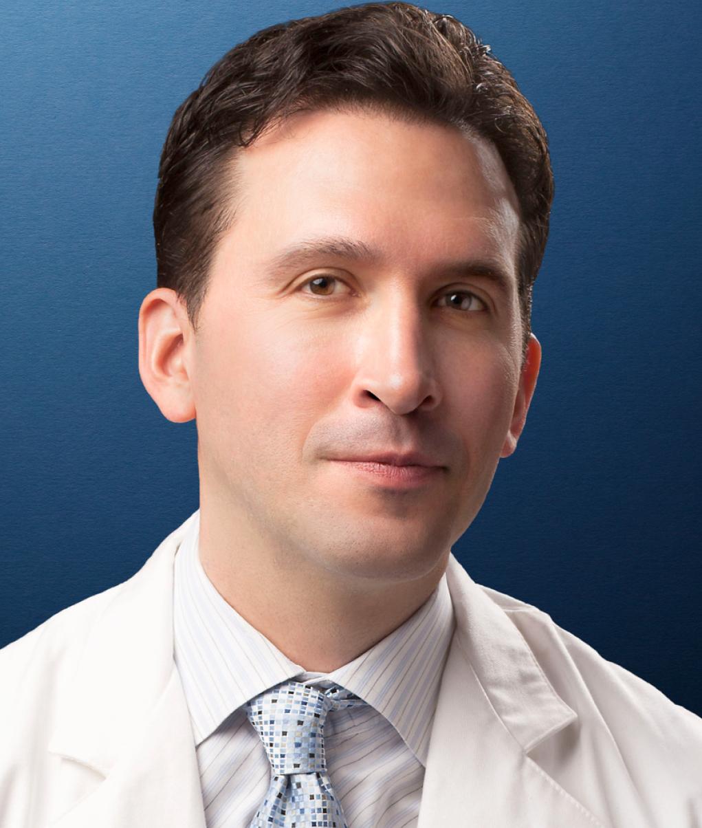 Dr. Caleb Hernandez
