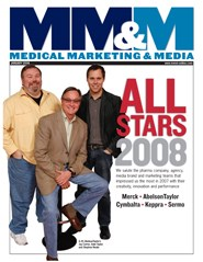 January 2008 Issue of MMM