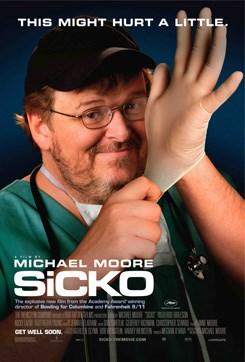 No Oscar nod for Moore flick
