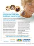 Crestor ads take aim at Vytorin, touting atherosclerosis claim