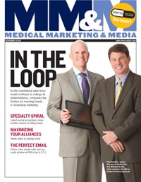 November 2008 Issue of MMM