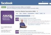 AMA hops on the social media bandwagon