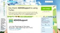 Shire Tweets ADHD education