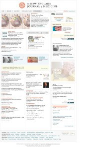 NEJM revamps website, adds complete archive