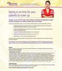 Best Use of Direct Marketing to Healthcare Professionals